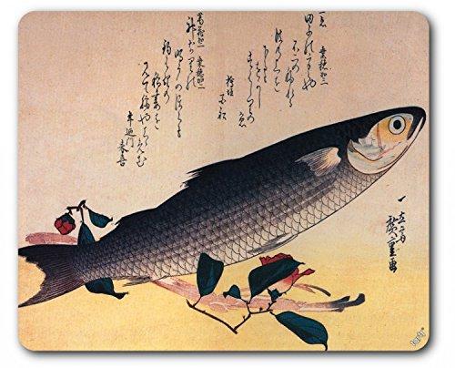 ando-hiroshige-salmonete-gris-y-camelia-1834-1835-alfombrilla-para-ratn-23-x-19cm