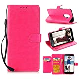 FindaGift Wallet Case for Alcatel A30 Fierce 2017 Walters