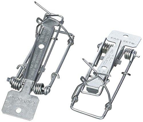 Victor 0611 Piège à Taupe Easy-Set en métal