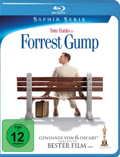 Bild von Forrest Gump - Saphir Serie [Blu-ray]