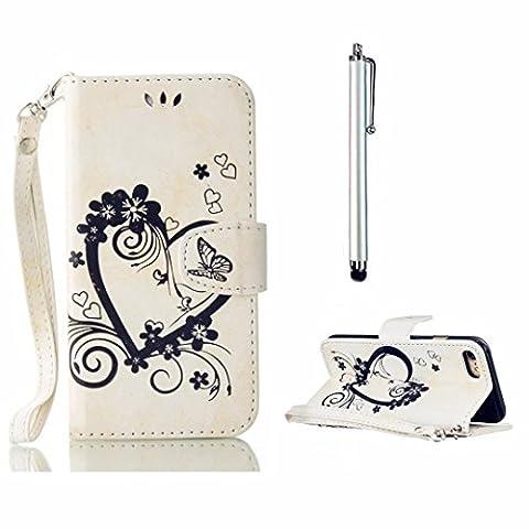 MUTOUREN Housse pourHuawei Y511 Coque PU Cuir Portefeuille Case Cas Skin Swag Smartphone Accessories Etui Case Super Protection Protecteur D