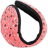 Unisex Fleece Ohrenschützer Faltbare Ohrenschützer Winter Outdoor Ohrenschützer (Pink) preisvergleich bei billige-tabletten.eu