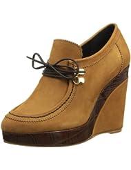 Gaspard Yurkievich Platform Brogue, Boots compensées femme