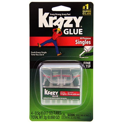 krazy-gluer-all-purpose-singles-4-pkg-017oz-by-elmers-x-acto