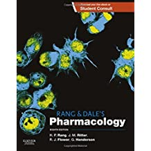 Rang & Dale's Pharmacology, 8e by Humphrey P. Rang MB BS MA DPhil Hon FBPharmacolS FMedSci FRS (2015-03-18)