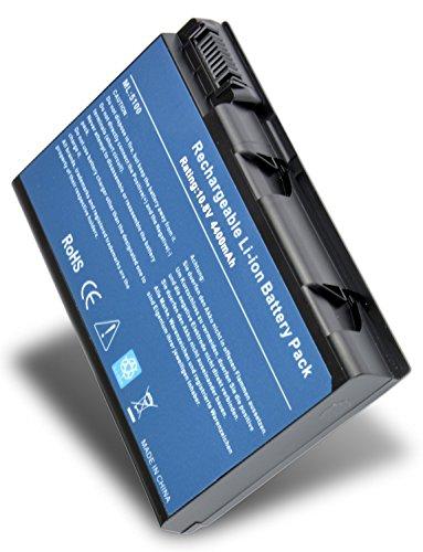 Batterie de remplacement pour Acer 934T3400F (4400mAh/10.8V)