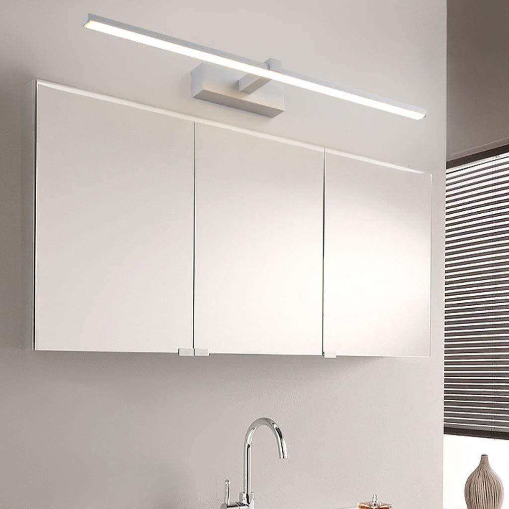 Illuminazione bagno Specchio Front Light LED Camera da letto Bagno Lampada  da parete a prova di umidità Specchio da tavolo Luce frontale Specchio ...