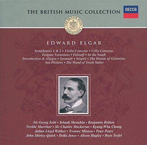 Elgar: Orchestral Works/Dream ...
