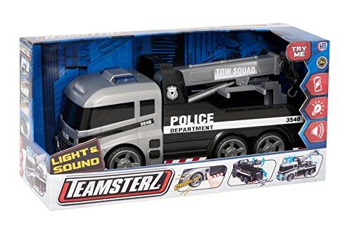 Dumel Vehículo Municipal Juguete Camión de la policía