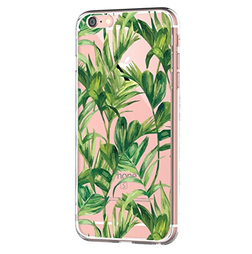 iPhone 6 Plus/6S Plus Hülle Ultra Slim TPU Silikonhülle Hülle Croazhi Anti-Scratch Bumper Soft Skin Hülle Resistant Schutzhülle Hülle Voller Flexible Hülle - Niedliches Muster (3)