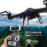 Yacool ® Nighthawk Dm007w Wifi Real-time 2.4g Newest Rc Quadcopter Drone UAV RTF UFO with FPV Camera by Yacool
