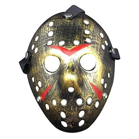 Costumes De Danse Rhinestone Designs - Mml effrayant Masque d'Halloween Cosplay effrayant