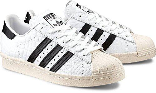 Superstar 80s nero Superstar 80s W bianco dwTx0THrq