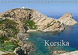 Korsika (Tischkalender 2018 DIN A5 quer): Bilder einer Insel (Monatskalender, 14 Seiten ) (CALVENDO Orte) [Kalender] [Apr 01, 2017] Watsack, Carsten