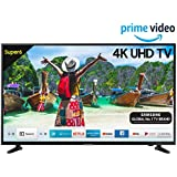 Samsung 125 cm (50 Inches) Super 6 Series 4K UHD LED Smart TV UA50NU6100 (Black) (2019 model)