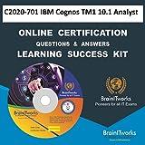 C2020-701 IBM Cognos TM1 10.1 Analyst Online Certification Video Learning Made Easy