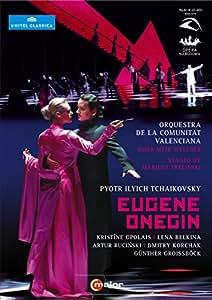 Tchaikovsky: Eugene Onegin [Valencia 2011] [Kristine Opolais, Lena Belkina, Artur Rucinski]  [C Major: 712408] [DVD] [2013] [NTSC]
