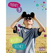 Natural Science 3. (Anaya English) - 9788467862881