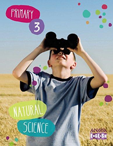 Natural Science 3. (Anaya English) - 9788467862881 por Anaya Educación