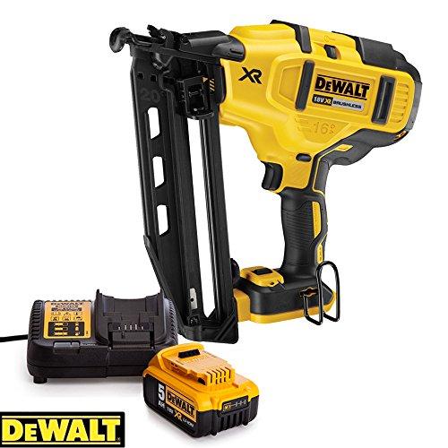DeWalt-DEWPDCN660N-18-V-XR-Brushless-Framing-Nailer-1-x-5Ah-Battery-Charger
