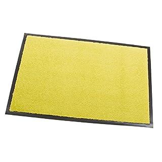 Andersen 221640023Wasser Hog Fußmatte-Eingang, Mode Diamant, Polypropylen Fibber, SBR Unterstützung, Länge 3'x 2' Breite, 3/20,3cm Dick, Gold