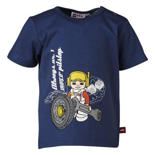 LEGO Wear - Camiseta DUPLO cuello redondo manga corta
