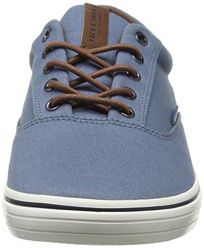 JACK & JONES Herren Jfwvision Mixed SS Citadel Sneaker Blau (Citadel)