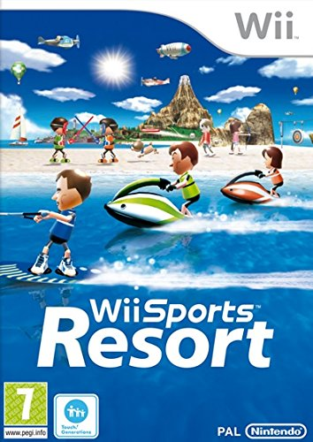 Wii Sports Resort [Import spagnolo]