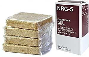 NRG-5 Notration - Emergency Food Ration 500g by MSI