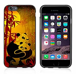 Panda Love Case / Cover For Apple Iphone 6 or 6S by Atomic Market
