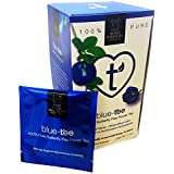 Wild Hibiscus Flower Company Blue-Tee 100% Butterfly Pea Flower Tea 20 Foiled Bags