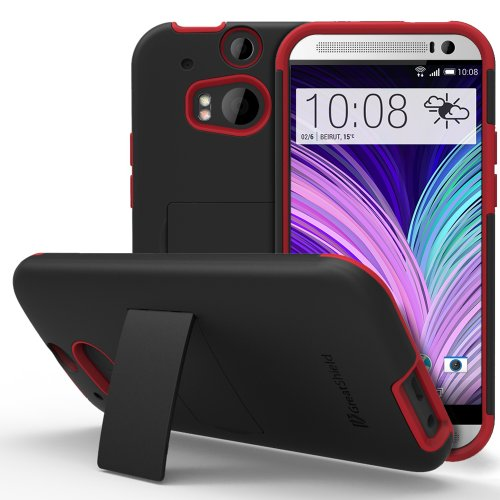 greatshield-heavy-duty-hybrid-case-with-kickstand-premium-hd-clear-screen-protector-for-htc-one-blac