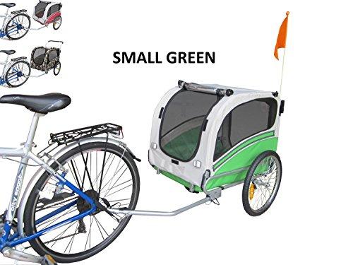 PAPILIOSHOP SNOOPY Remolque y carrito para el transporte de perro perros mascota...