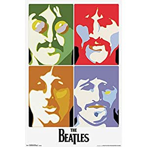 The Beatles - Sea of Science Stampa Artistica Poster (55,88 x 86,36 cm)