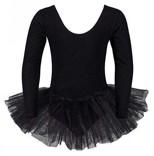 Chiffon Rock Anzug (tanzmuster Kinder Ballett Trikot