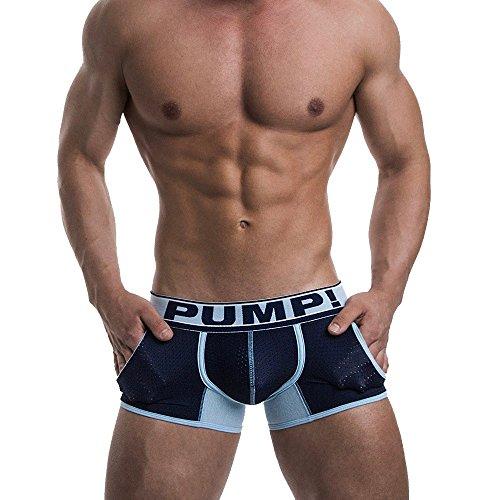 11050 PUMP! Blue Steel Jogger Navy