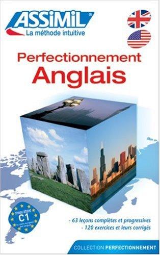 Perfectionnement Anglais ; Livre