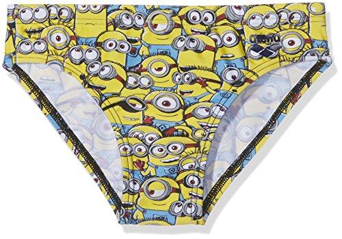 arena B Minions papoy Brief Jr, Kinder Kostüm, Kinder, B Minions Papoy Brief Jr, Mehrfarbig