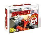 Produkt-Bild: Speed (Bundle inkl. Lenkrad) - [Nintendo Wii]
