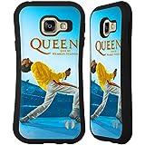 Officiel Queen Freddie Mercury Live At Wembley Art Clé Étui Coque Hybride pour Samsung Galaxy A3 (2016)