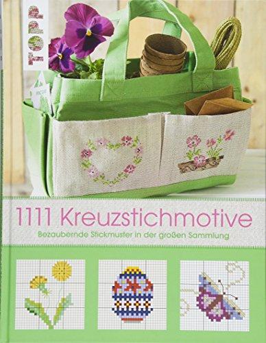1111 Kreuzstichmotive: Bezaubernde Stickmuster in der großen Sammlung -