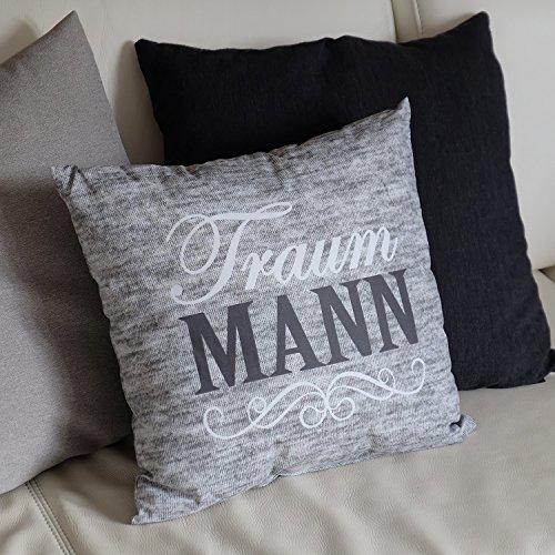 Gruss 44334 Baumwollkissen Traum Mann - 2
