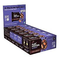 RiteBite Max Protein Ultimate Choco Almond Bars 1200g Pack of 12 (100g x 12)