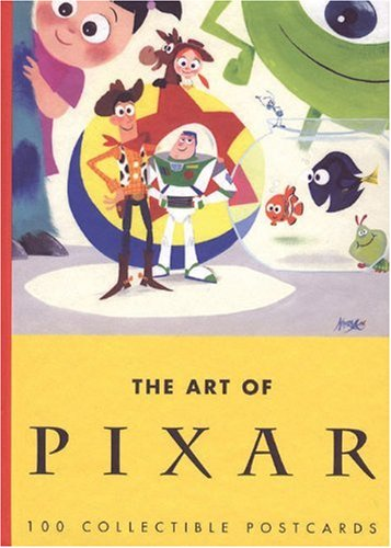 The Art of Pixar: 100 Collectible Postcards por Disney - Pixar