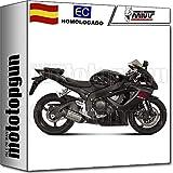 MIVV Auspuff HoMKAT Sound Cup Carbon GSX-R 750 2006 06 2007 07 S.021.K7