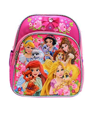 Ariel Die kleine Meerjungfrau und Flunder Gro?e 16 Roller Rucksack Combo Set