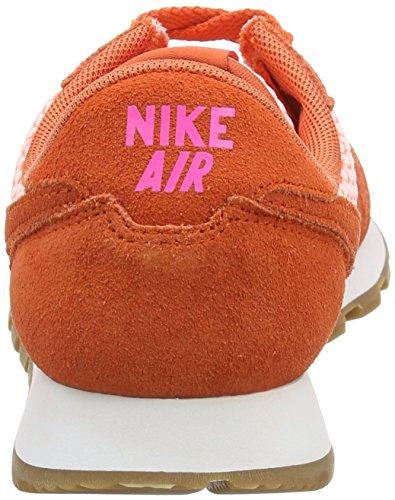 Nike Damen Air Pegasus '83 Laufschuhe Orange (Orange /Weiß)