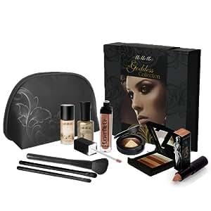 MeMeMe Cosmetics Ultimate Golden Goddess Collection Coffret de maquillage