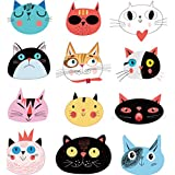 Slylive Cartoon Animal Patches t-shirt Heat Transfer sticker lavabile Iron On Appliques