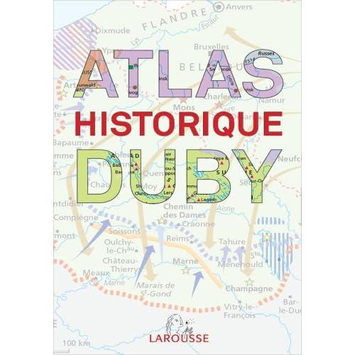 Atlas historique Duby